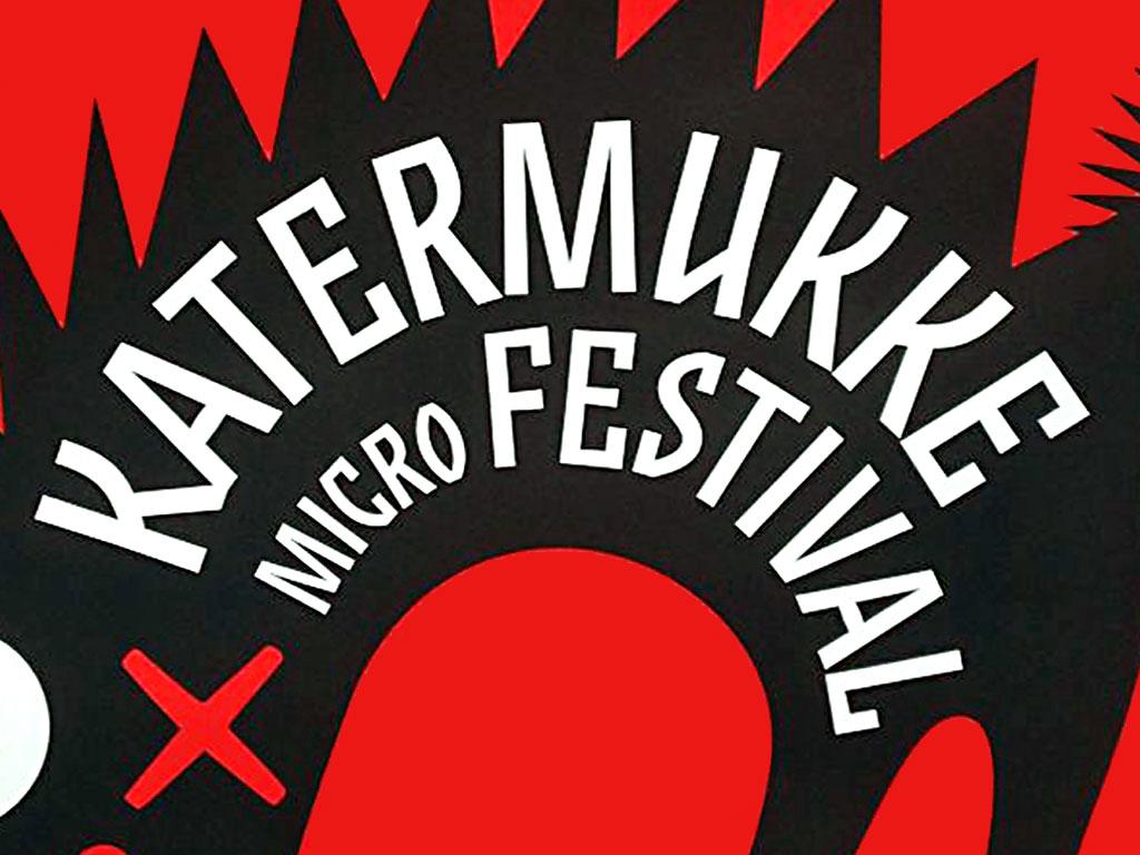 Katermukke Micro Festival mit Der Dritte Raum