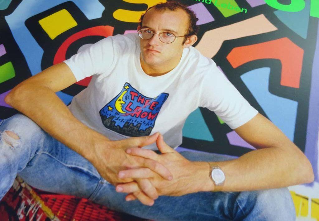 Keith Haring Special im neuen Monopol Magazin