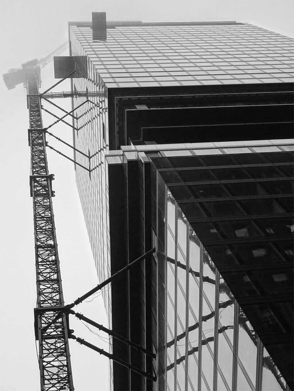 schwarz-weiss-fotografie frankfurt omniturm