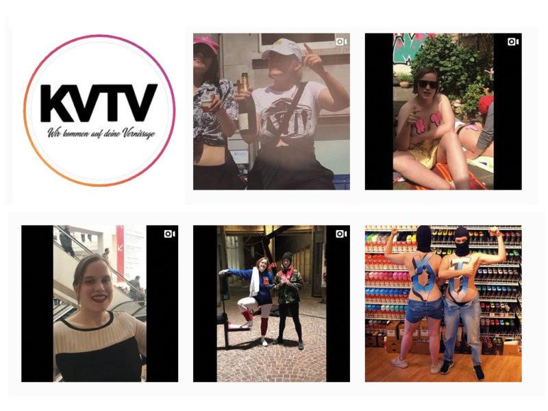 KVTV - Kulturvotzen TV auf Instagram