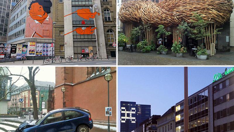 Kunst im öffentlichen Raum in Frankfurt am Main