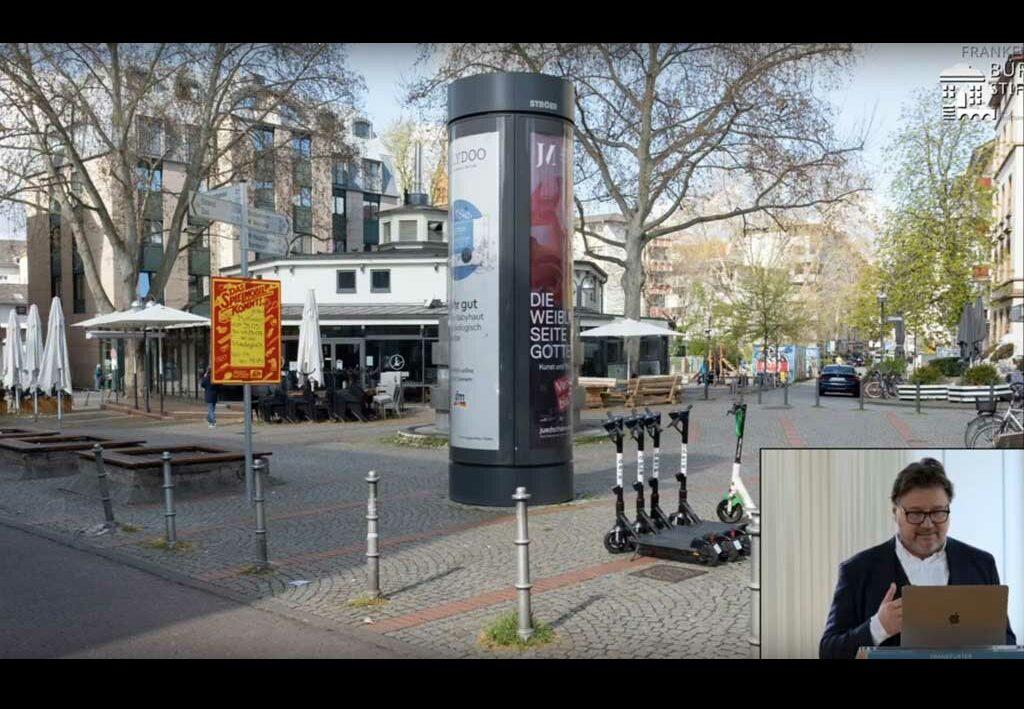 Lebensraum Stadt - Räumliche Potenziale für Frankfurt