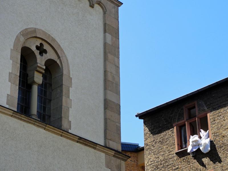 Lutherkirche im Frankfurter Nordend