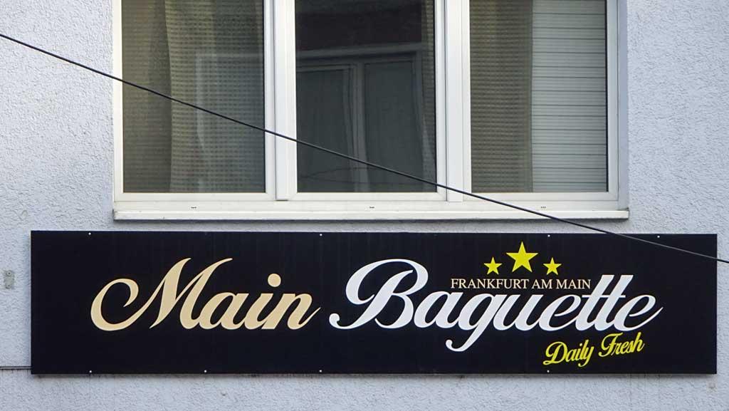 Main Baguette