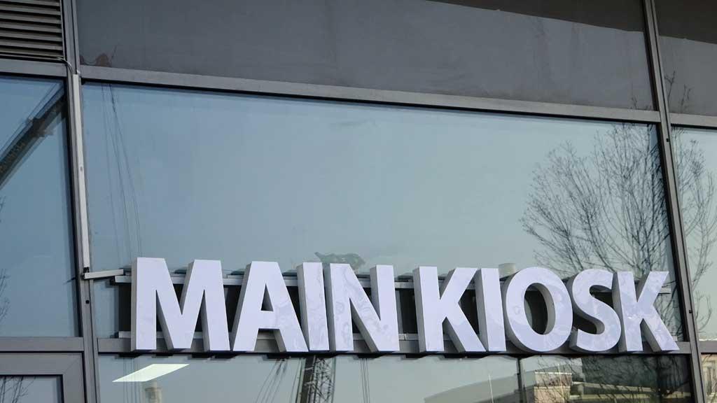 Main Kiosk