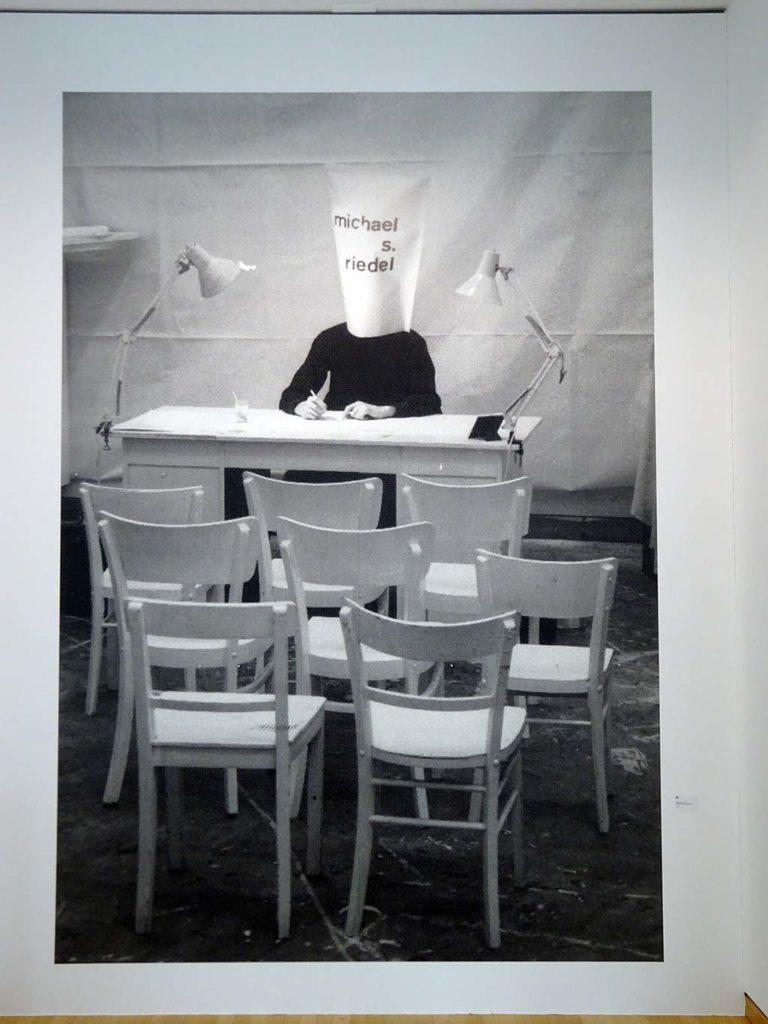 Michael-Riedel-Ausstellung im Museum Angewandte Kunst in Frankfurt