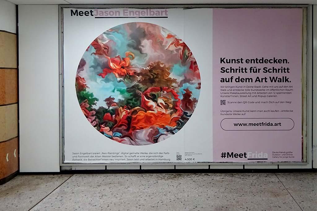 Meet Jason Engelbart - Kunst entdecken in Frankfurt