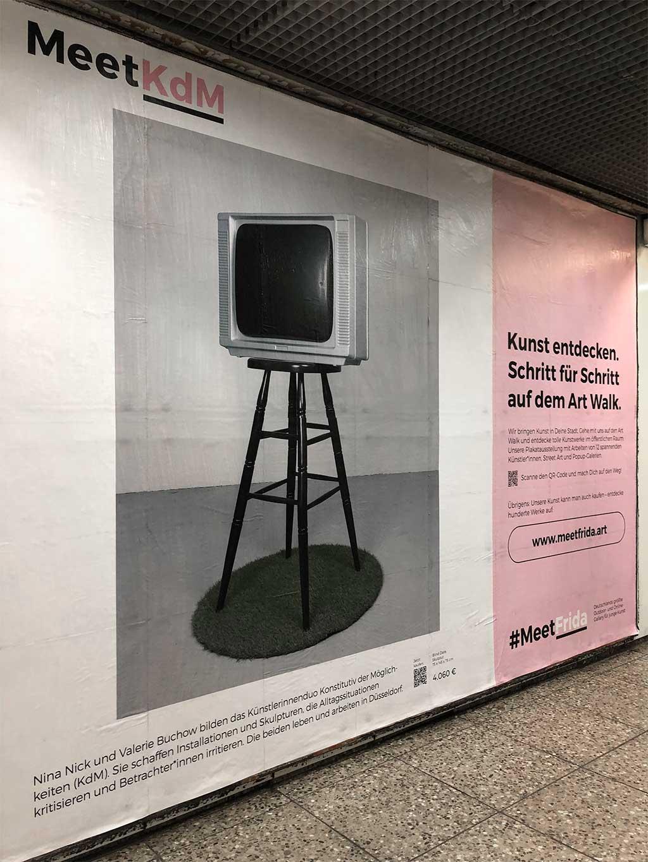 Meet KdM - Kunst entdecken in Frankfurt