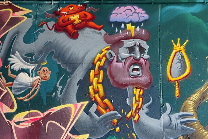 Friendly Fire and Friends beim Meeting of Styles 2019