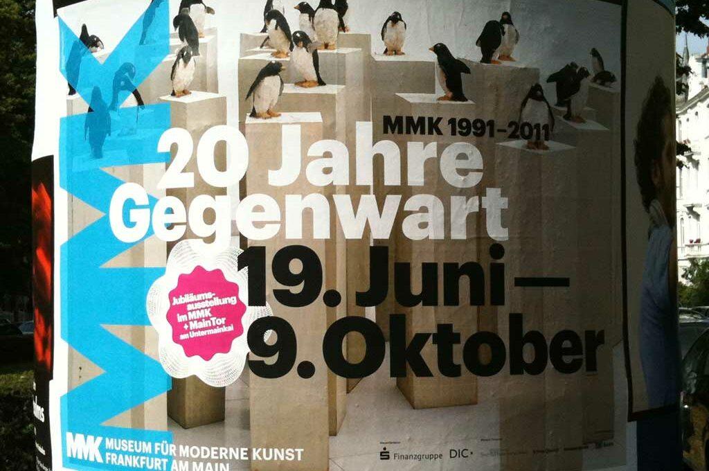 MMK 1991-2011: 20 Jahre Gegenwart