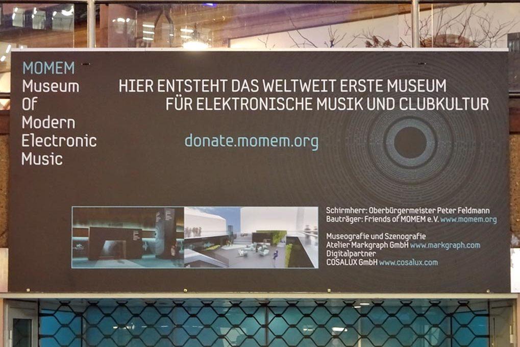 MOMEM - Museum of Modern Electronic Music