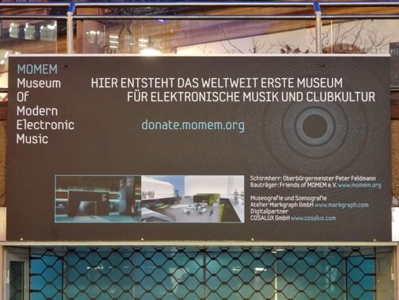 MOMEM - Museum of Modern Electronic Music