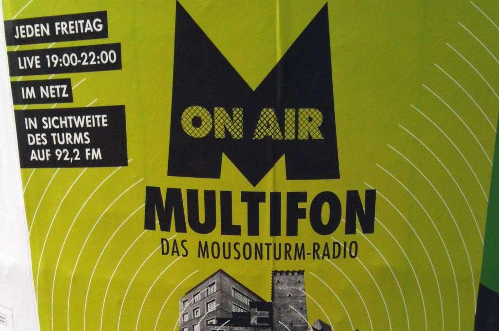 Multifon - Das Mousonturm-Radio
