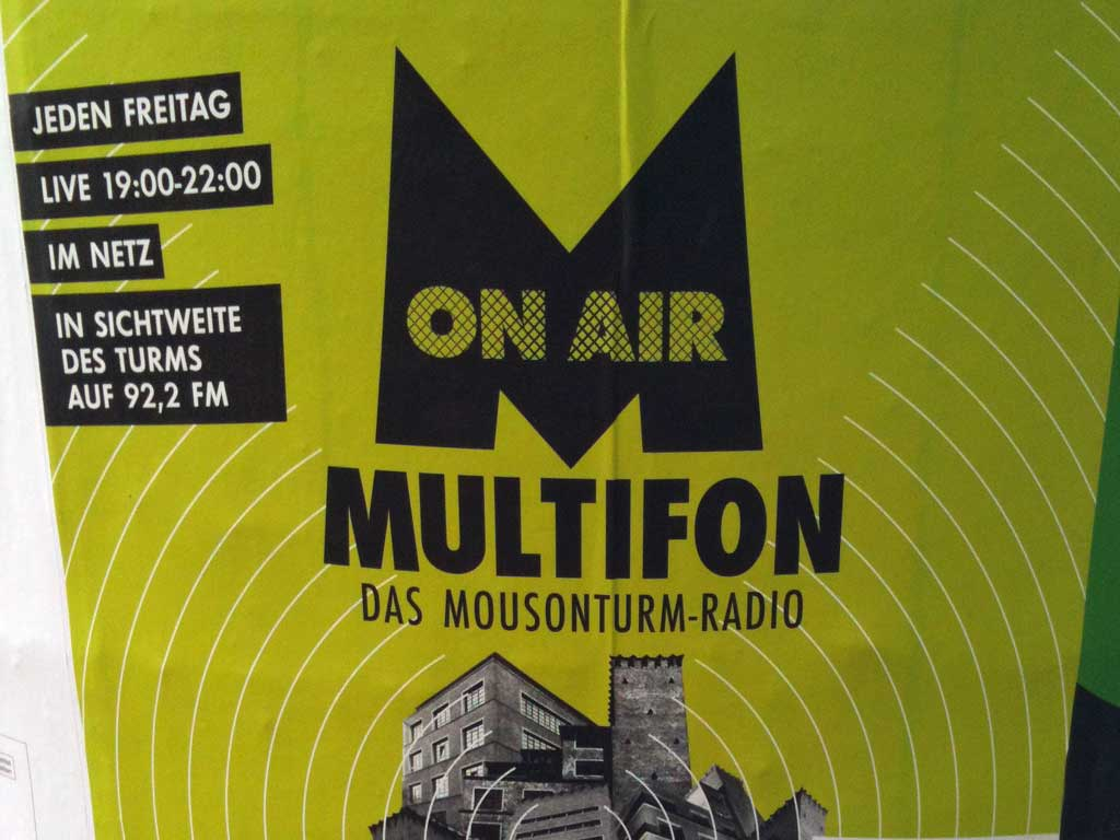 Multifon - Das Mousonturm-Radio