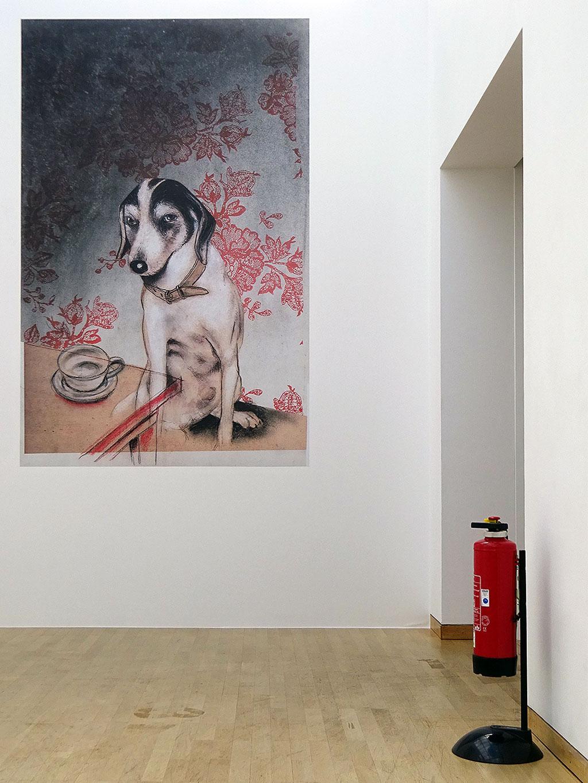 Der Hund in der Kunst - Museum Angewandte Kunst