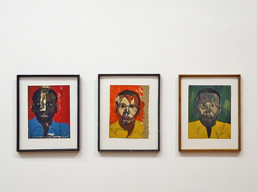 Museum MMK - Frank Walter. Eine Retrospektive