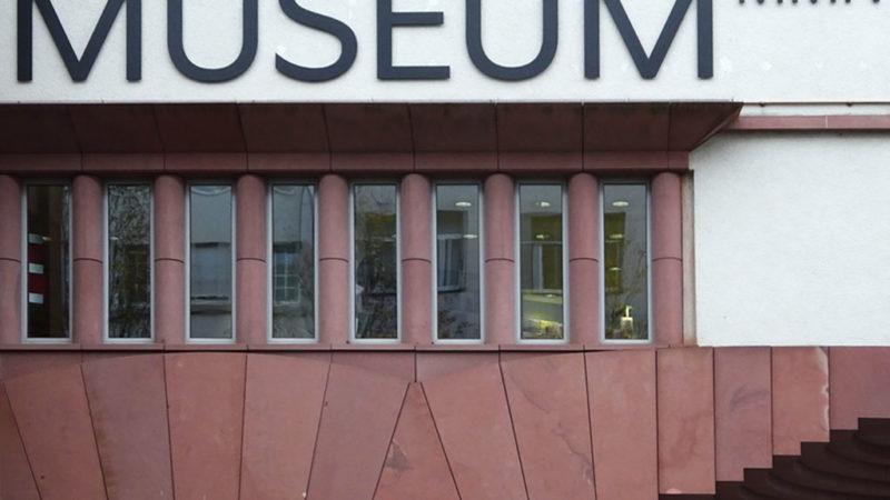 Museum MMK in Frankfurt