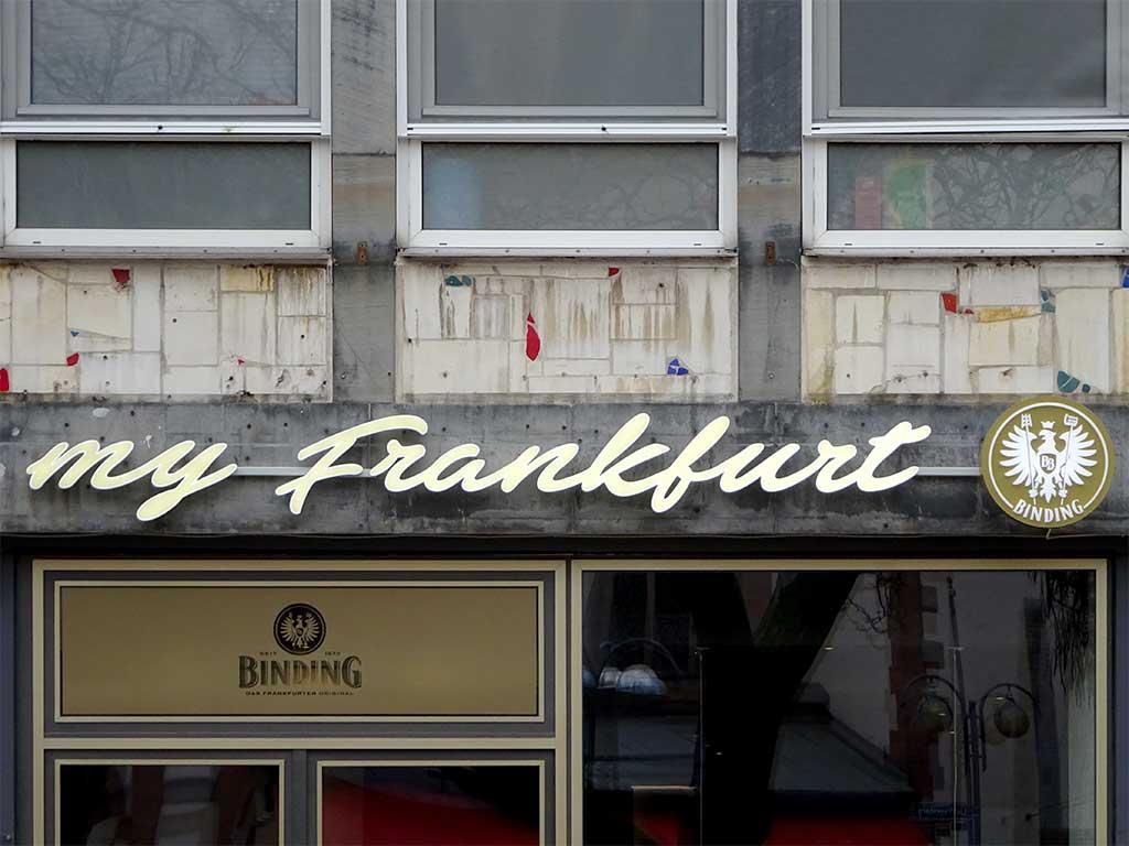 My Frankfurt