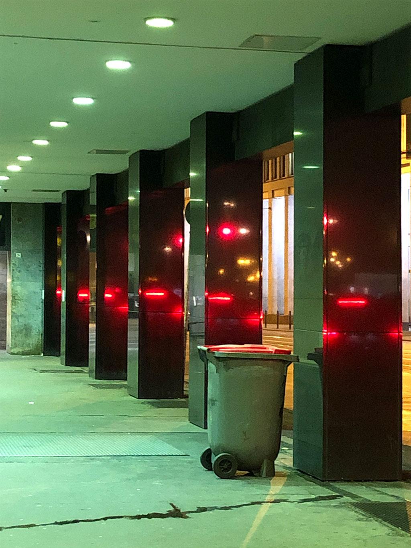 Nachtlichter in Frankfurt