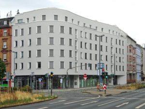 Neubau Berger Straße/ Ecke Höhenstraße