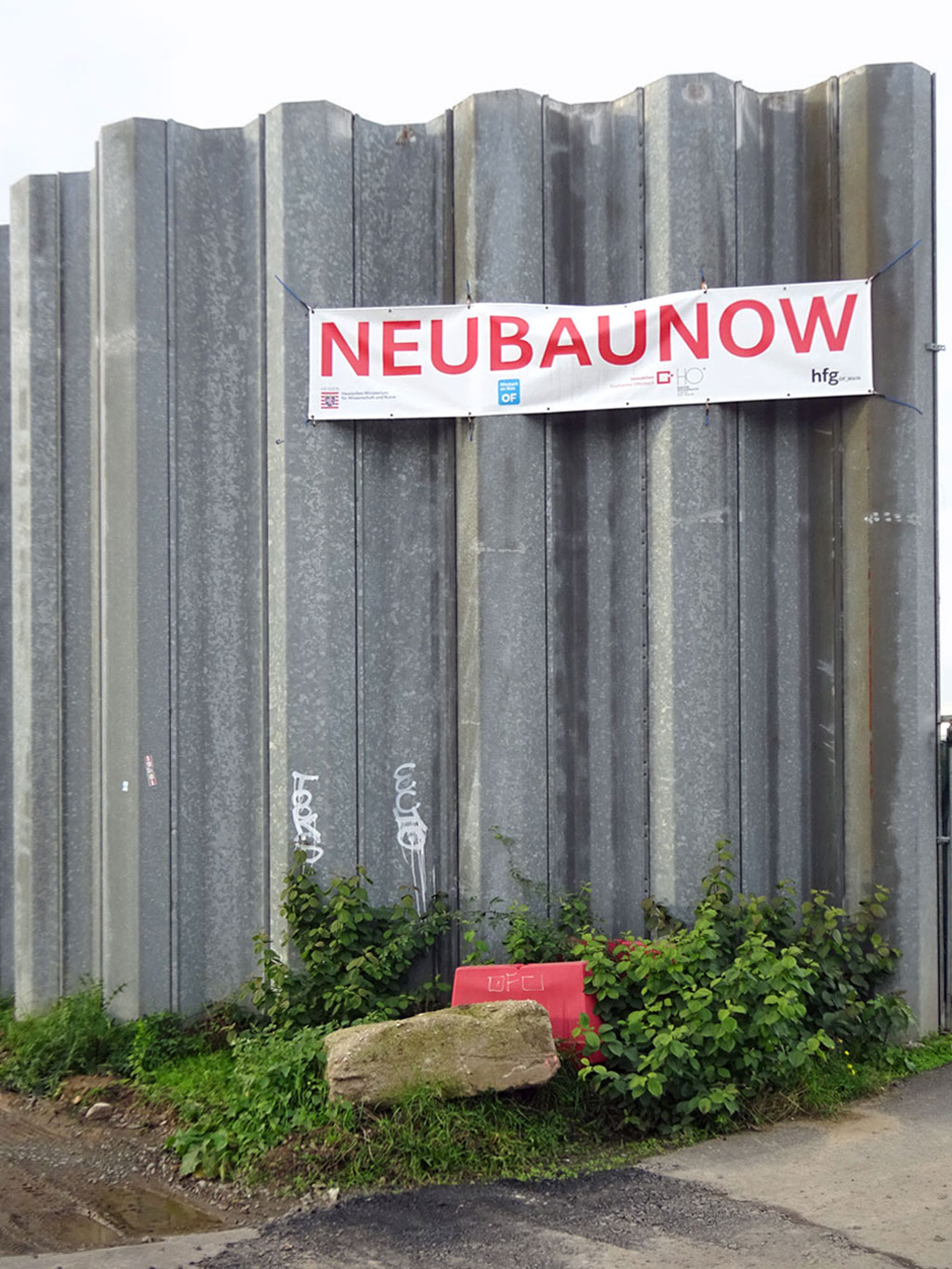 Neubau-Now-Banner in Offenbach