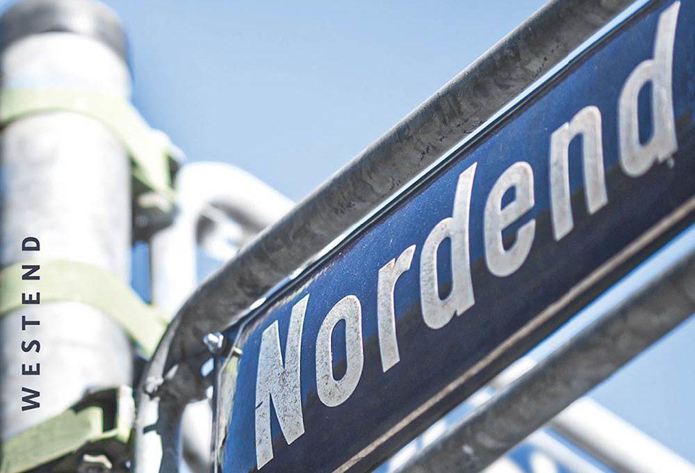 Nordend - Ein Stadtteil wird verkauft. Von Ria Endres, erschienen im Westend Verlag