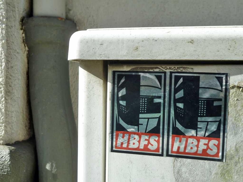 OBEY-Logo-Variante mit HBFS