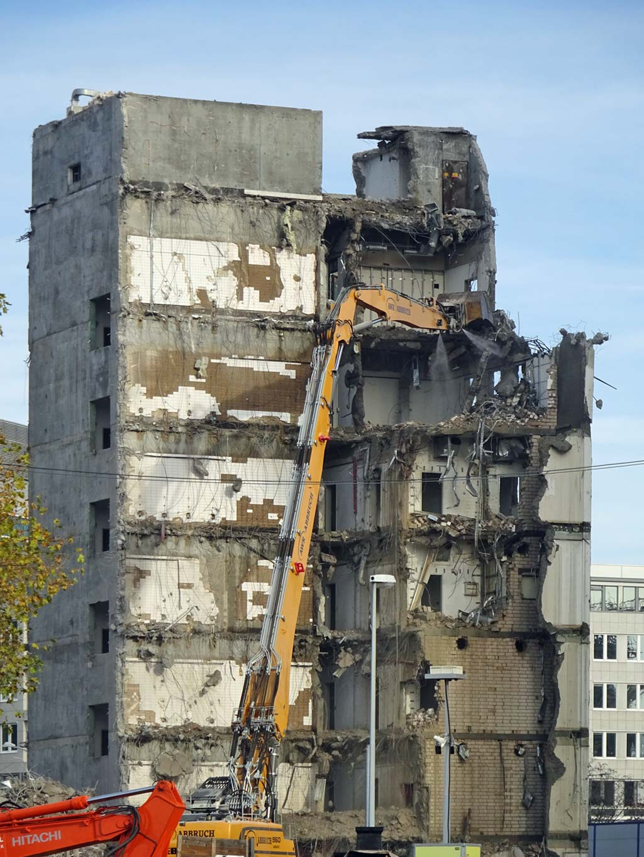 Großbaustelle am Kaiserlei n Offenbach
