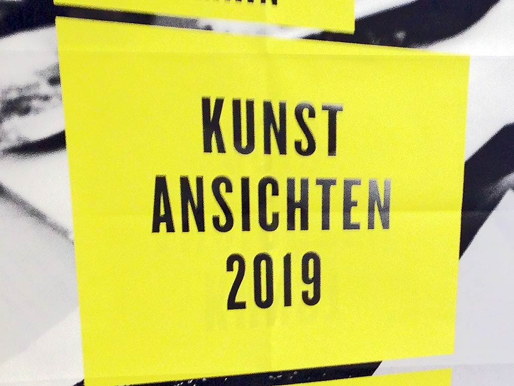 Kunstansichten Offenbach 2019