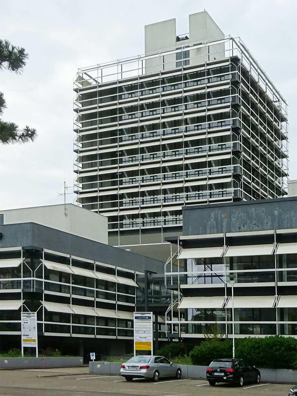 Olivetti-Türme in Frankfurt am Main