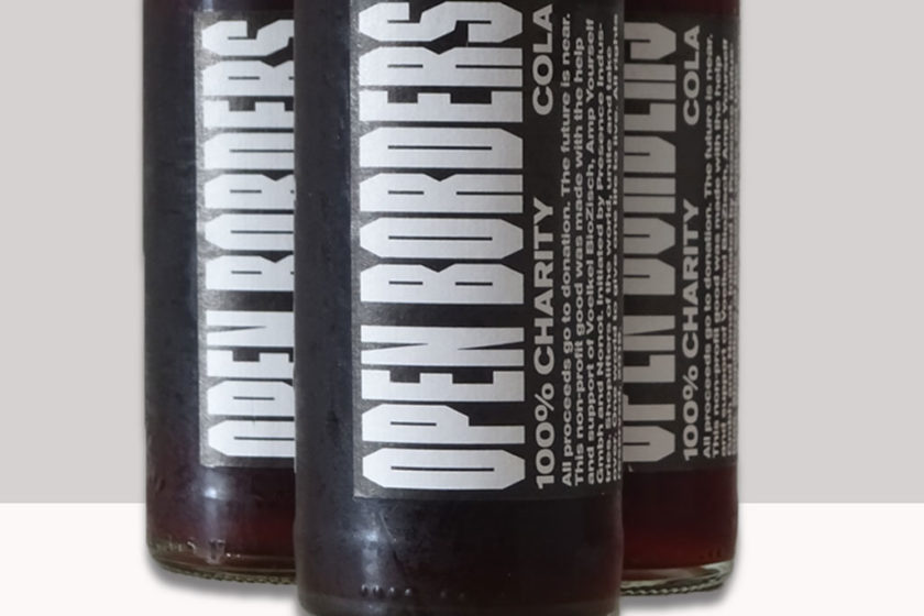 OPEN BORDERS COLA