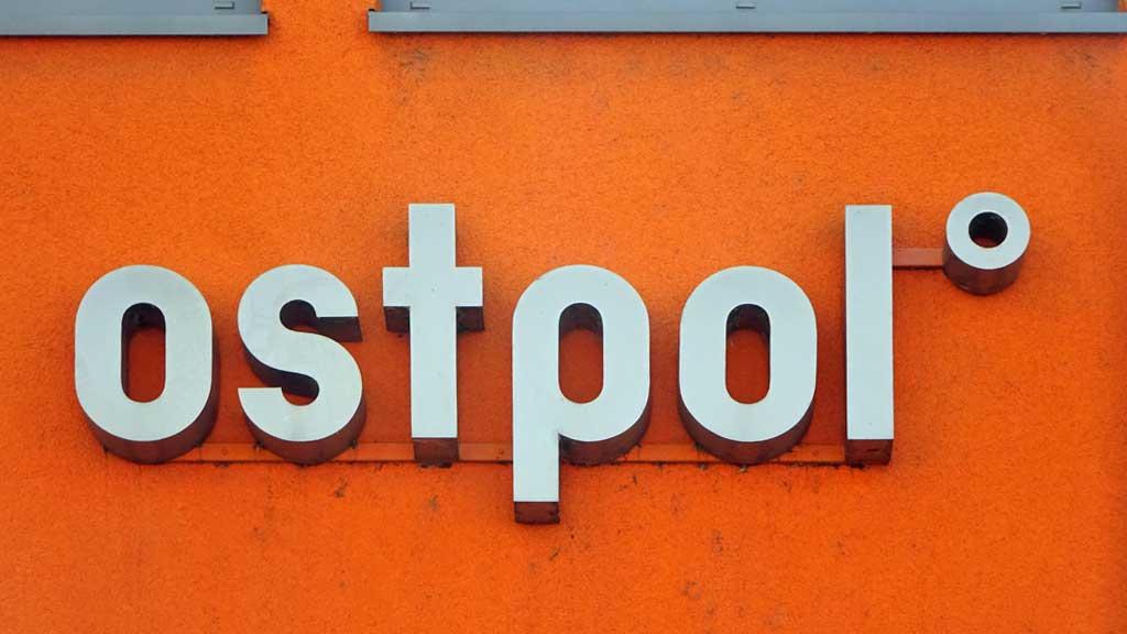 Typografie in Offenbach - Ostpol