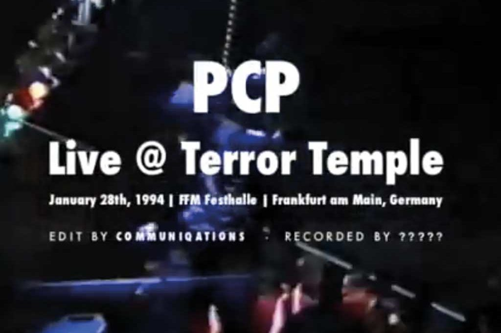"PCP live beim ""Terror Temple"""