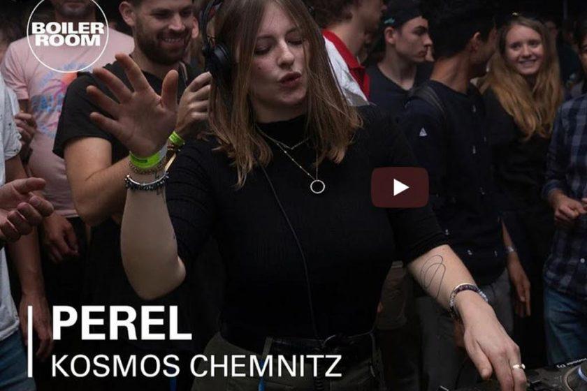 Perel - Boiler Room Live-Set in Chemnitz