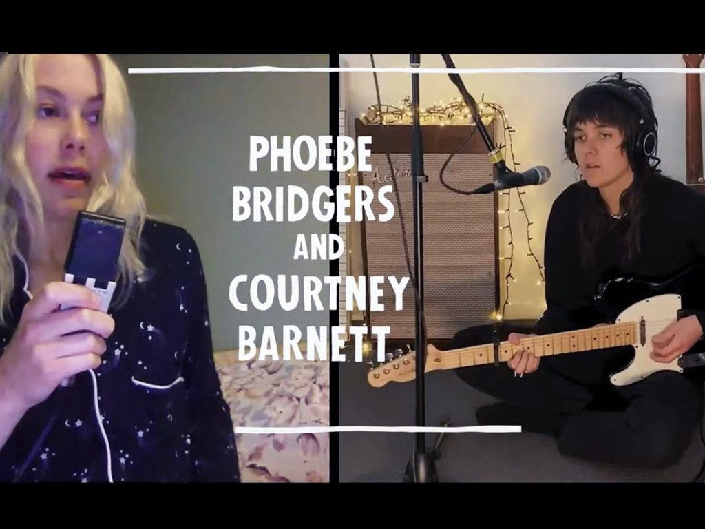 Phoebe Bridgers and Courtney Barnett - Everything is free