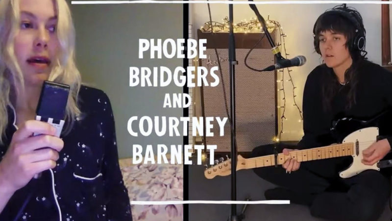 Phoebe Bridgers and Courtney Barnett - Everything is free