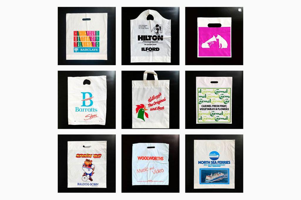 Plastiktüten sammeln mit @carry_a_bag_man auf Instagram