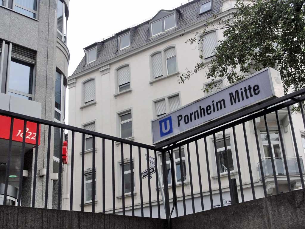 Pornheim Mitte