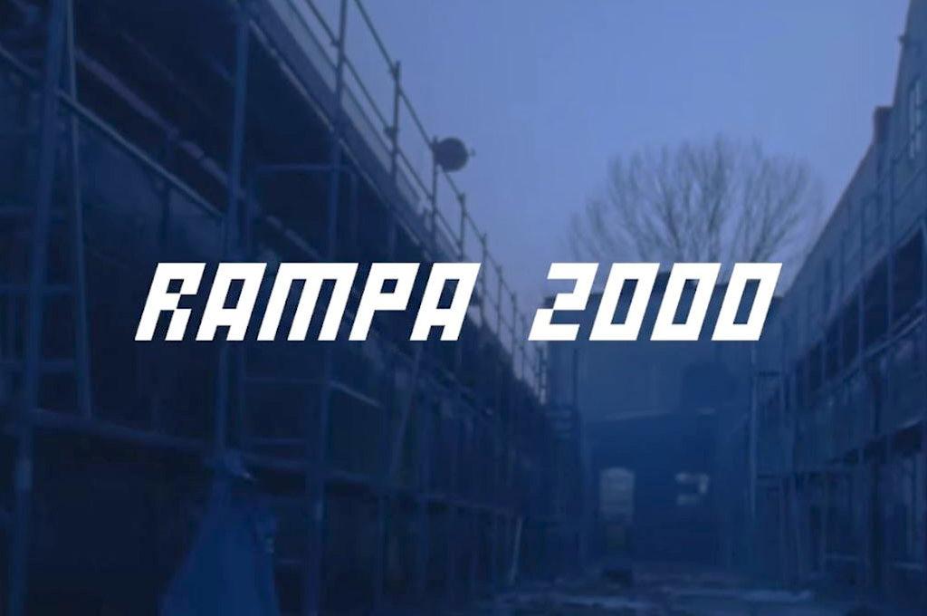 """RAMPA - """"2000"""""""