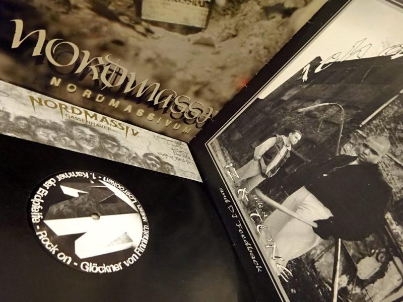 Rap-Klassiker aus Frankfurt mit Konkret Finn und Nordmassiv