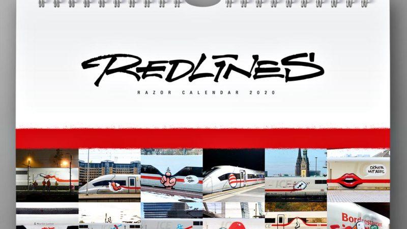 Redlines - Razor Kalender 2020