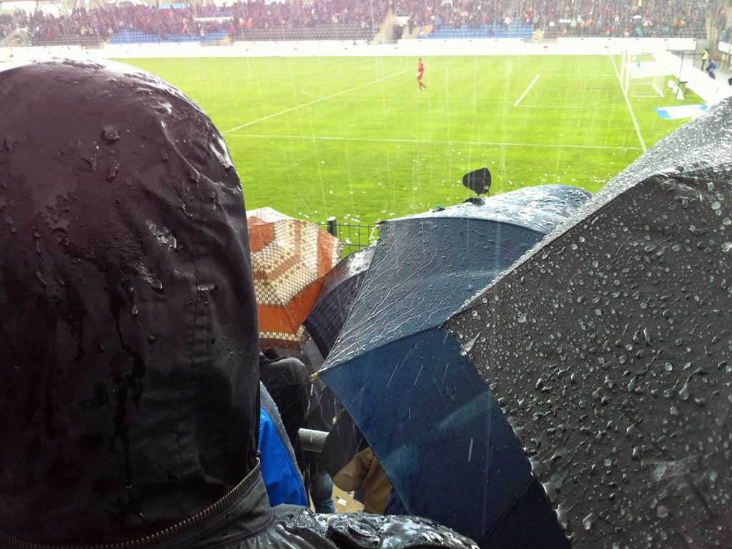 FSV Frankfurt gegen VfL Bochum