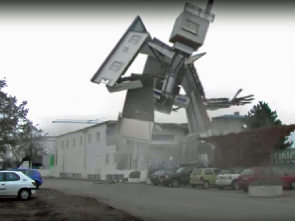 Video: Robot Johnson statt Robert Johnson