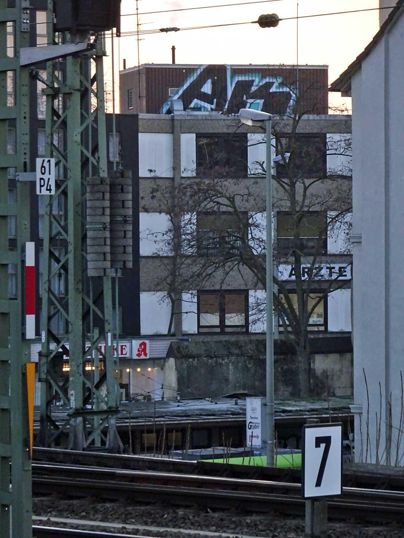 Rooftop-Graffiti