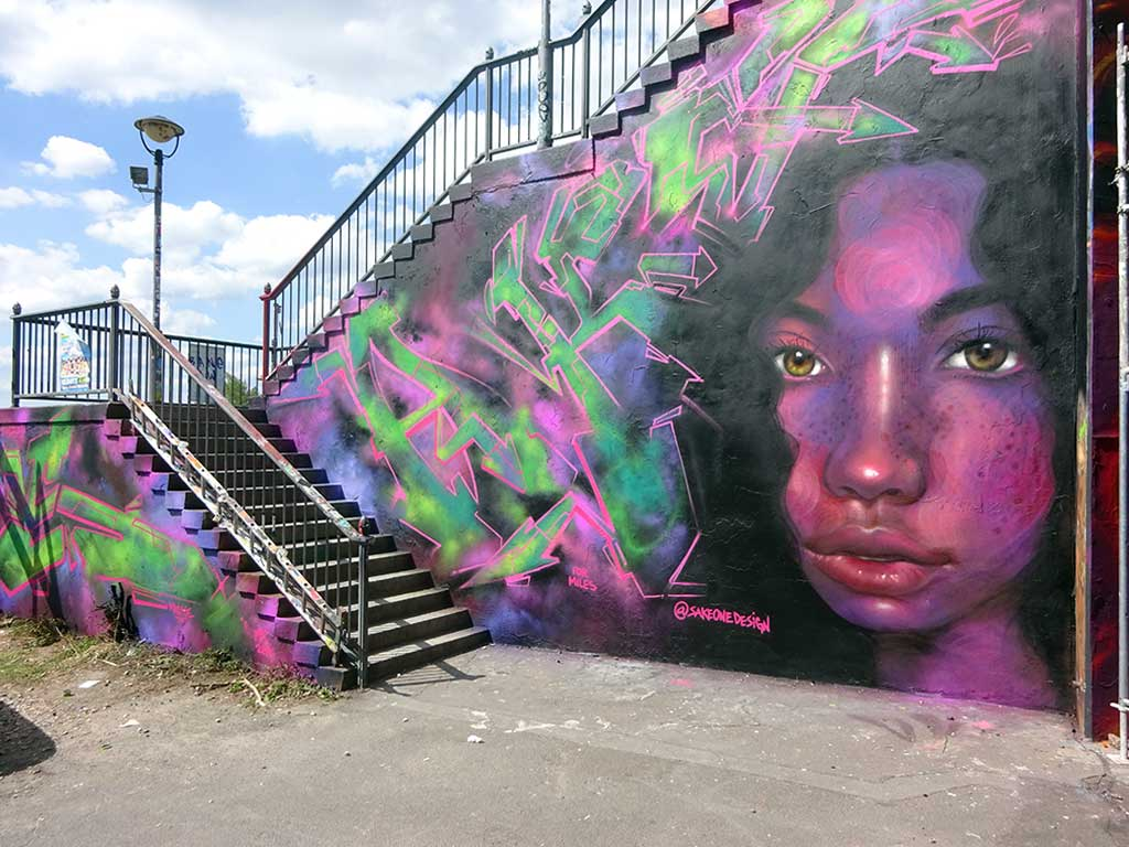 Ske One Design beim Meeting of Styles in Wiesbaden 2019