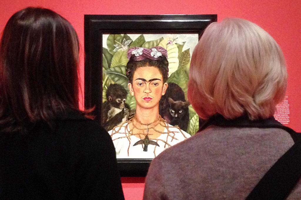Schirn Kunsthalle Frankfurt - Fantastische Frauen - Frida Kahlo