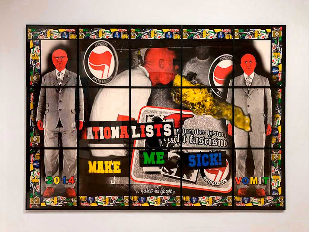 Schirn Kunsthalle - Gilbert & George. The Great Exhibition