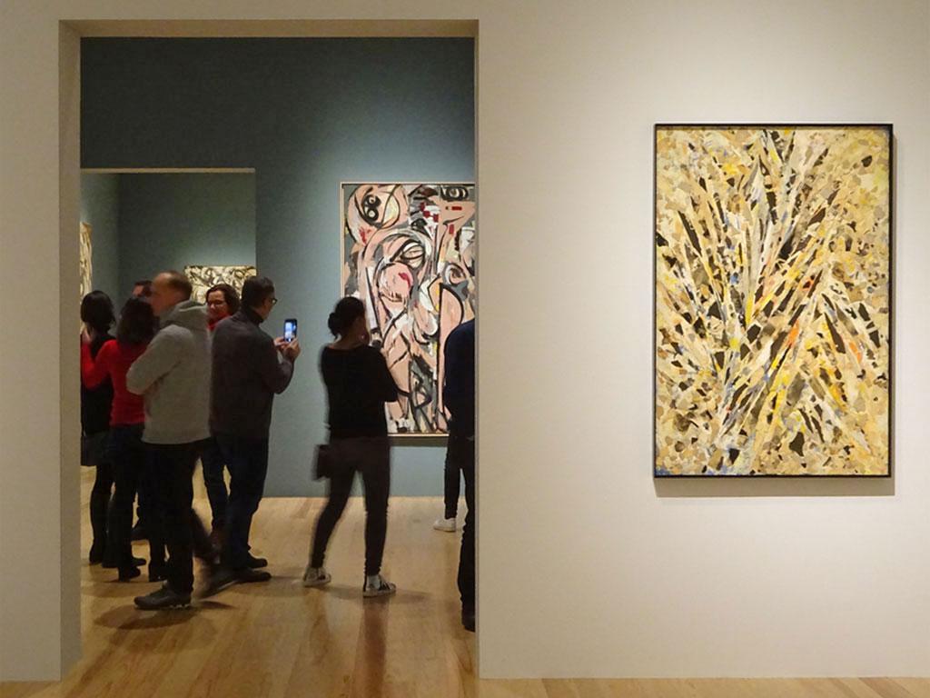 Schirn Kunsthalle - Lee Krasner