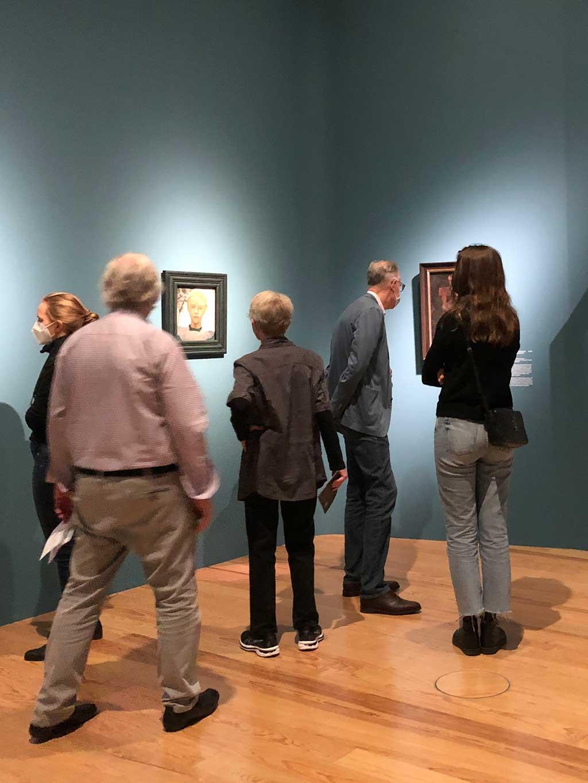 Schirn Kunsthalle Frankfurt - Ausstellung zu Paula Modersohn-Becker