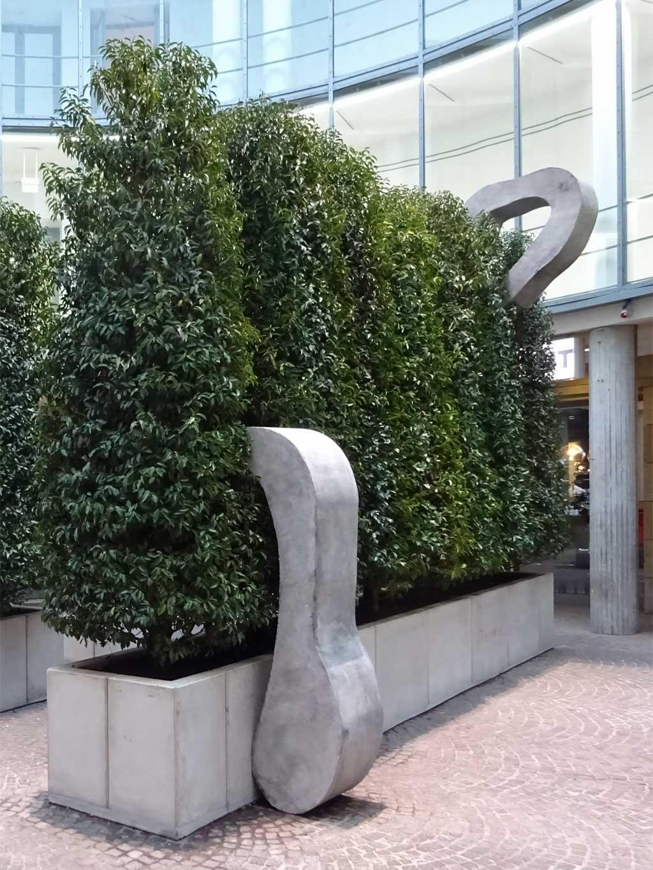 Schirn Rotunde in Frankfurt - Maria Loboda